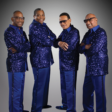 Entertainment - Pavilion - Four Tops - Cypress Bayou Casino Hotel