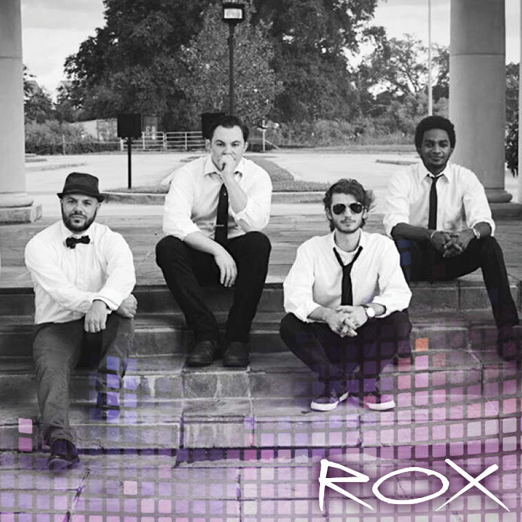 Entertainment - Rox - The Good Dudes - April 2019 - Cypress Bayou Casino and Hotel