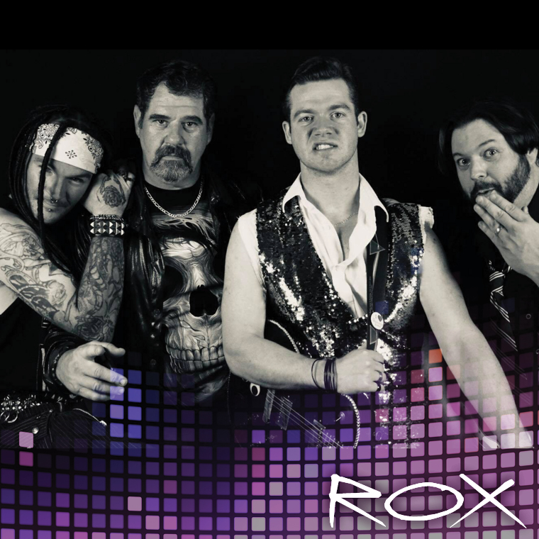 Entertainment - Rox - Just Cauz - April 2019 - Cypress Bayou Casino and Hotel