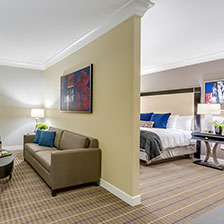 Executive Suite - Cypress Bayou Casino and Hotel