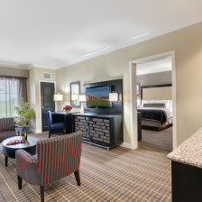 Chairman Suite - Cypress Bayou Casino and Hotel